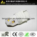 6W LED車ライトT20軽いソケットが付いている自動ランプの壊れ目ライトヘッドライトのフォグランプ