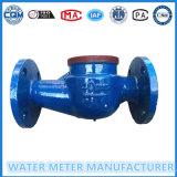 De Grootte Dn15-40mm van de Meter van het Water van de flens