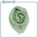 Écharpe fabriquée à la main d'impression de plaid de modèle
