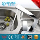 Robinet de cuisine en laiton en céramique pour cartouche (BF-20053)