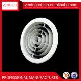 HVAC 시스템 반환 공기 알루미늄 제트기 분사구 둥근 반지 유포자