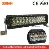 barre d'éclairage LED de 72W 14inch Osram avec le connecteur de décollement d'Allemand (GT3106-72W)