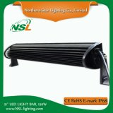 20 polegadas 120W E-MARK LED Light Bar Offroad Drivng Us para ATV, SUV, Jeep, Truck Offroad Car Accessories