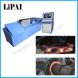 Herramienta de endurecimiento horizontal del CNC de la máquina de calefacción de inducción
