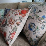 Rectangle Plycotton Plain Decorative Pillows for Couch