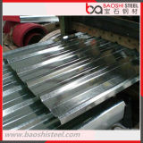 Hoja de acero de la mejor calidad para los materiales de material para techos acanalados