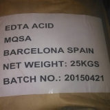 O EDTA 2na usado na classe industrial