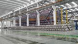 cylindre de gaz soudé de l'acier inoxydable 1000L (1000kg) avec des soupapes pour R134A, R22, gaz de Refrigerrnt