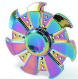 Aleación de colores Fidget Hand Spinner Aliviar el estrés Spinner de mano Fidget Spinner Finger Spinner