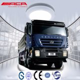Kipper van de Vrachtwagen van de Stortplaats van Genlyon de Op zwaar werk berekende 6X4 310HP van Sih