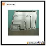 Portello di accesso galvanizzato strumentazione dell'acciaio dolce di ventilazione