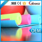 一義的なデザイン防水PVCデジタルによって印刷されるヨガのマット