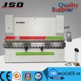 Freio hidráulico da imprensa do aço inoxidável de Jsd MB8-200t*3200