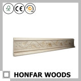 Decoartive que talla el moldeado de madera del panel de pared