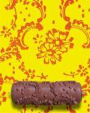 Einzelne Farbe 6 Zoll-Dekoration gekopierte Lack-Rolle