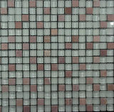 Mosaico para el mosaico de cristal de la piscina para el mosaico de cristal de fusión del azulejo de la piscina