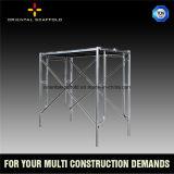 具体的な構築のための鋼鉄足場フレーム