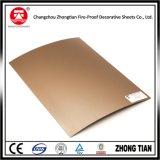 лист алюминия HPL 1mm толщиной