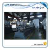 Qualität Belüftung-Plastikaufbereitenextruder Nanjing-Zhuo-Yue
