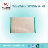 La película quirúrgica transparente adhesiva esterilizada respirable disponible incide cubre
