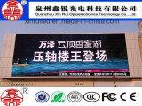 Étalage d'écran de publicité polychrome extérieur de module de P6 DEL