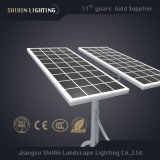 Farola solar con 20W30W60W80W Polo Acero