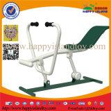 Im Freieneignung-Geräten-Park-Unterhaltungs-sitzendes Pedal-Prüfsystem