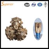 Morceau de foret tricône de dent d'acier de la Chine 8in de constructeur/morceau de roche