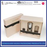 Rectángulo de regalo de empaquetado cosmético del chocolate del perfume del caramelo del rectángulo de la marca de fábrica