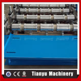 台形金属の機械を形作る鋼鉄屋根瓦シートロール