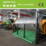 Buona pianta di riciclaggio di plastica della bottiglia dell'animale domestico 300-3000kg/h