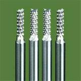 タングステンの固体優秀なパフォーマンスの炭化物によってひっくり返される穴あけ工具