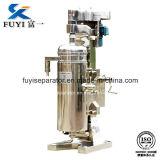 Separador tubular do centrifugador do esclarecimento da manteiga de cacau da bacia de 150 séries de Gf