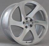 Bordas novas da roda da liga do carro do projeto 3sdm (17 18inch)