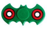 Más tranquilo Nano inoxidable resistente plástico moldeado Tri Spinner EDC Fidget juguete mano Spinner