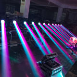 DJ Disco Palco Moving Head 350W 17r feixe de ponto Wash
