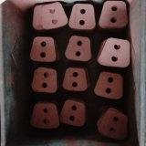 Bouton d'embrayage en céramique pour disque, bouton d'embrayage en cuivre