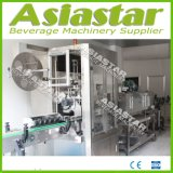 Imbottigliatrice liquida personalizzata automatica dell'acqua potabile della macchina di rifornimento