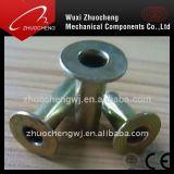 Rivets tubulaires de l'aluminium DIN7340