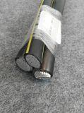 Tufts алюминиевый кабель падения обслуживания 3/0AWG