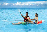 Full Transparent Double Person Sit on Top Kayak