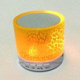 Диктор USB перезаряжаемые СИД Bluetooth беспроволочный с логосом напечатал (572)