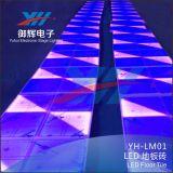 o Portable impermeável do diodo emissor de luz de 432PCS DMX ilumina acima Dance Floor para a iluminação do estágio dos clubes do DJ
