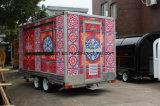 Bestelwagen Kebab van de Douane van Yieson de Mobiele