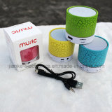 De Navulbare LEIDENE USB Draadloze Spreker van Bluetooth met Afgedrukt Embleem (572)