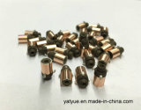 Hochwertiger Mikromotor zerteilt Kommutator (ID2.3mm OD6.1mm 5hooks)