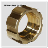 CNCの回転アルミニウム、真鍮の部品