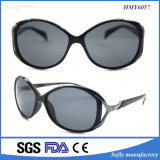 Nuovi occhiali da sole di plastica venenti dell'iniezione di disegno classico