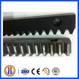Части подъема конструкции запасные черня шестерни механизма реечной передачи шестерни CNC