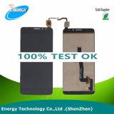 Handy-Ersatzteile für Alcatel ein Bildschirm-Bildschirmanzeige-Screen-Analog-Digital wandler des Noten-Idol-X PlusOt6043 6043 6043D LCD